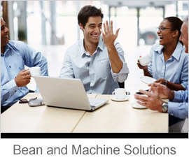 Complete Bean and Machine Solutions